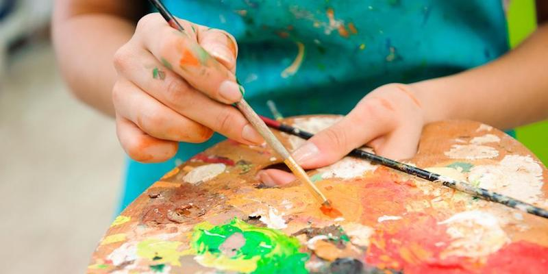 Home Schooler's Art Class
