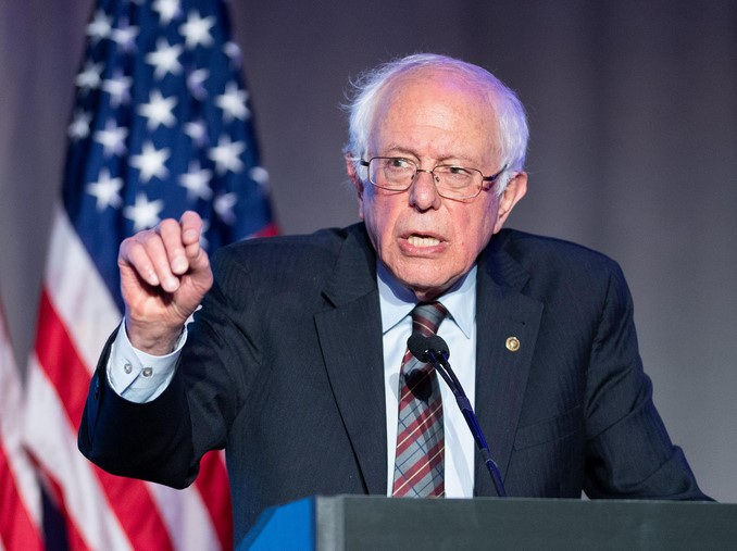 US Senator Bernie Sanders from Vermont to Run for 2020 Presidential Election