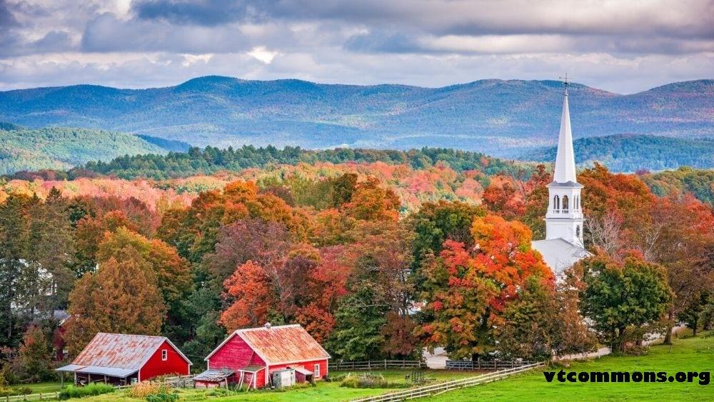 Mengenal Lebih Jauh Tentang Wilayah Republik Vermont