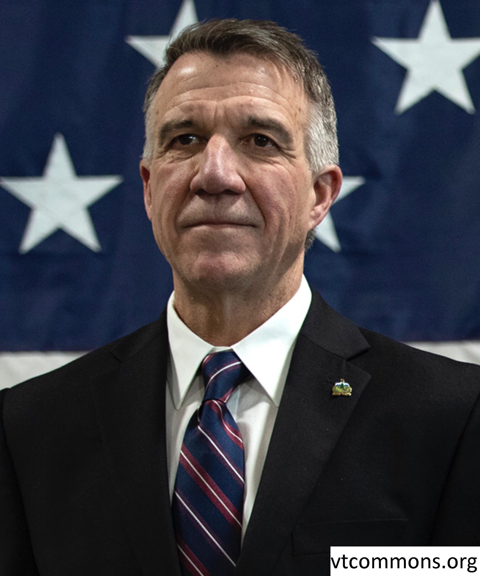 Mengulas Tentang Sosok Phil Scott, Gubernur Vermont yang Ke-82