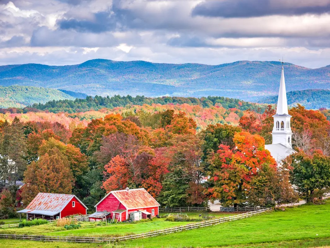 US $10.000 for Anyone Who Moves to Vermont
