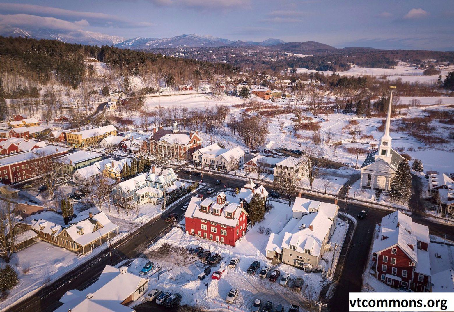 Badan Perdagangan dan Pengembangan Masyarakat yang Ada di Vermont