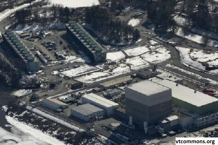 Kantor Teknologi Informasi dan Listrik di Vermont