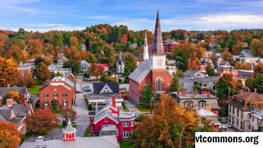 Tujuan Pemerintah Vermont Mengatur Tenaga Intensitas Negara